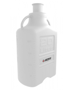 "Carboy, 20 L, Polypropylene (PP), with 3"" Sanitary Neck - #12936"