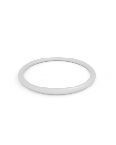 O-Rings for Carboys, Platinum-Cured Silicone, 120mm cap, 5 pack - #12961