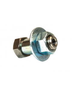 Solvent Pass-Through Check Valve for Customer Field Installation, Stainless Steel  - 25968