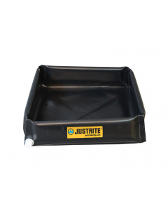 MINI-BERM FLEX TRAY, 4'W x 4'L x 6
