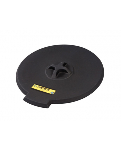 Cover for Drum Funnel No. 28680, EcoPolyBlend™, Black - 28682