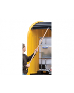 Replacement Reach Pole for EcoPolyBlend IBC Outdoor Shed. Stores on side of shed - #28690