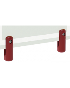 Replacement Brackets for Universal Pictogram Signs, Outdoor Showers With Insulation, 2 Pack - #SIGN-BRAC-H