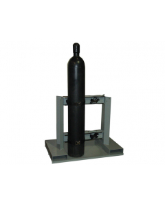 Low Profile Gas Cylinder Pallet for 4 Cylinders- #35230