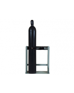 Steel Gas Cylinder Stand, 2 Cylinder Capacity  - 35288
