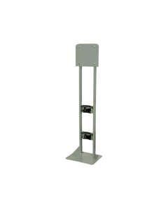 Gas Cylinder Process Stand, 1 Cylinder Capacity, Steel - #35304