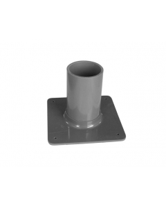 Small Gas Cylinder Holder, 1 Cylinder Capacity, 3-Inch Diameter, Bench Mount - #35324