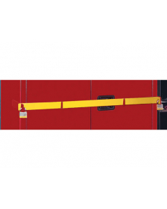 45 Gal Yellow Replacement Security Bar for Hi Security Safety Cabinet- #50962Y