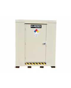 4-Hour Fire-Rated Outdoor Safety Locker, 2-Drum - #913020