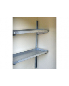 Shelving, 2-Tier for 6, 9 and 12 Drum Lockers - #915103
