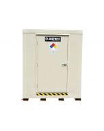 4-Hour Fire-Rated Outdoor Safety Locker, 4-Drum - #913040