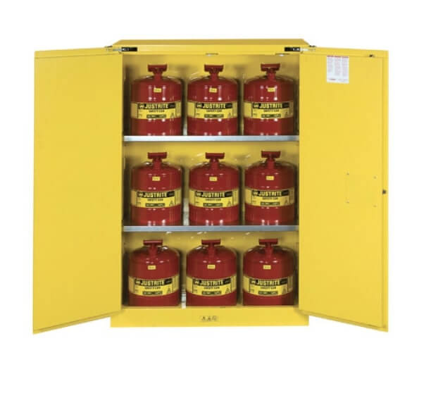 Flammable Cabinets for Safe Storage of Fuel and Liquids