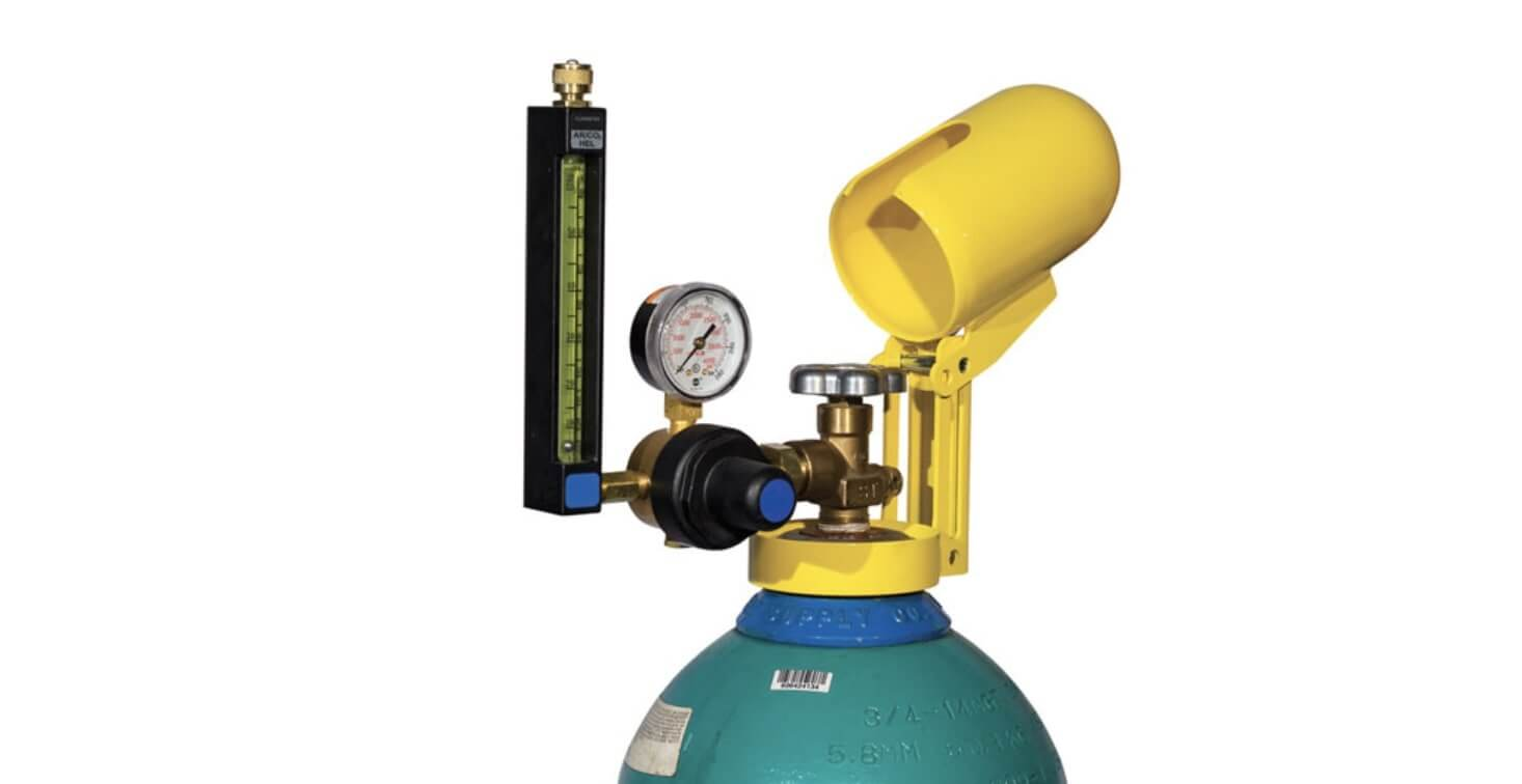 Parts & accessories for the safe storage of gas cylinders