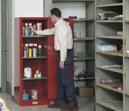 Standard Safety Cabinets